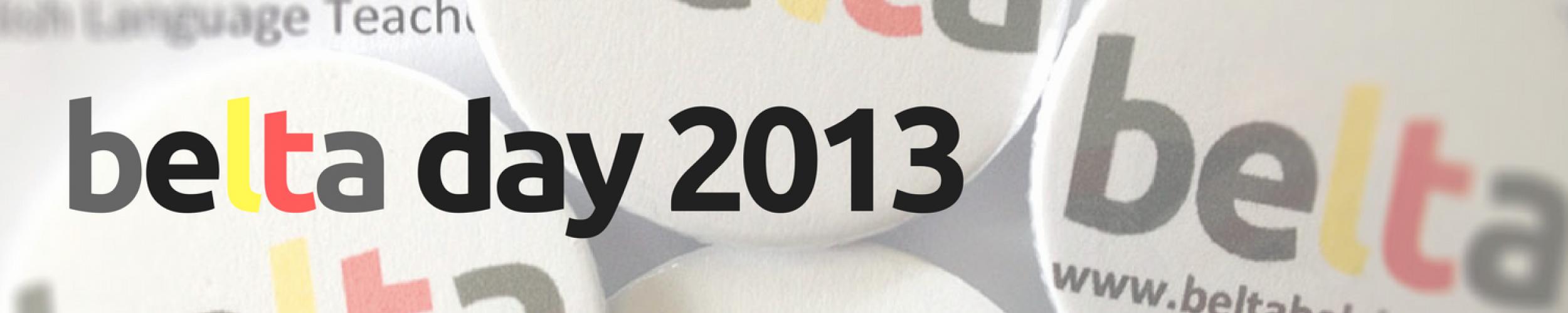 BELTA Day 2013