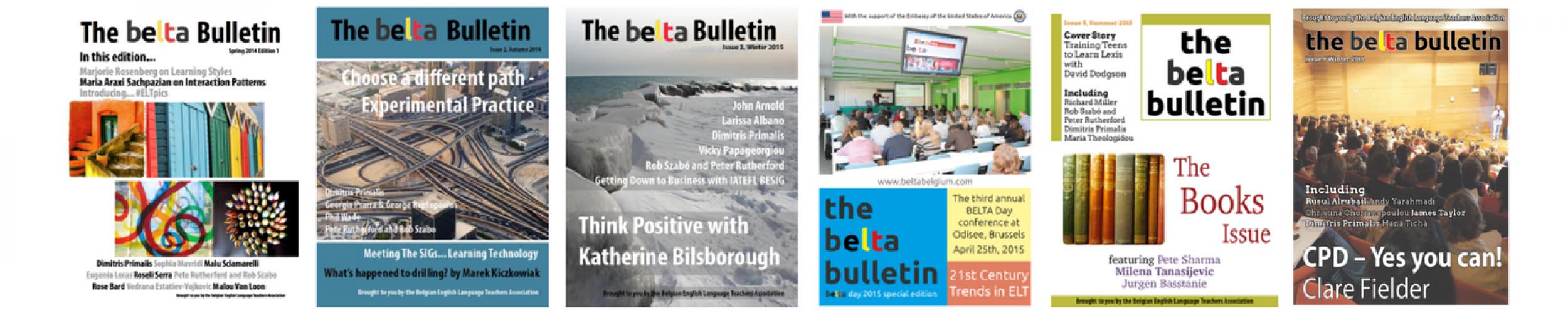 The BELTA Bulletin