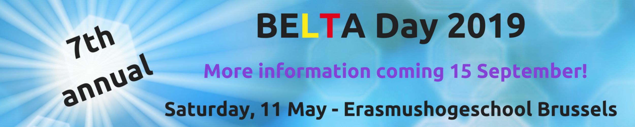 BELTA Day 2019