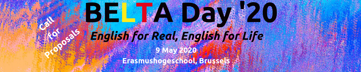 Call for Proposals BELTA Day '20