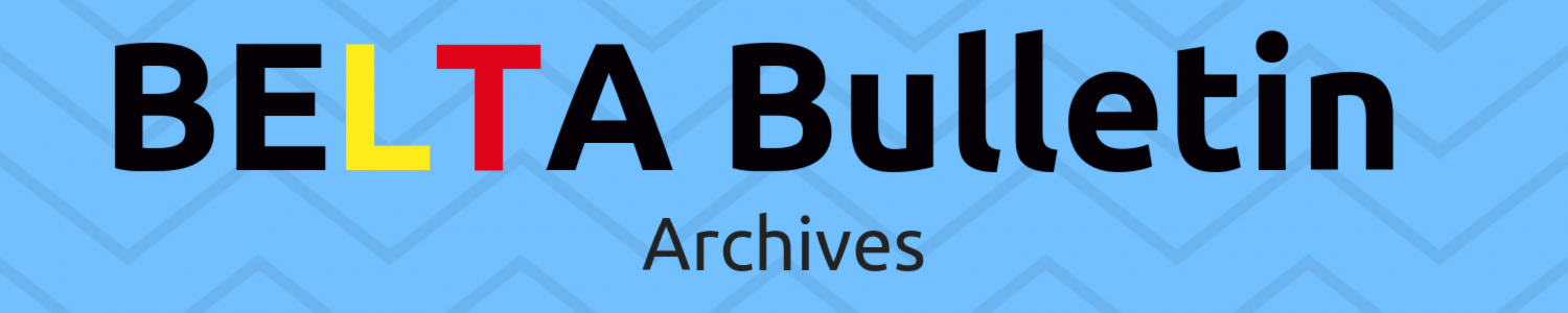 Bulletin Archive