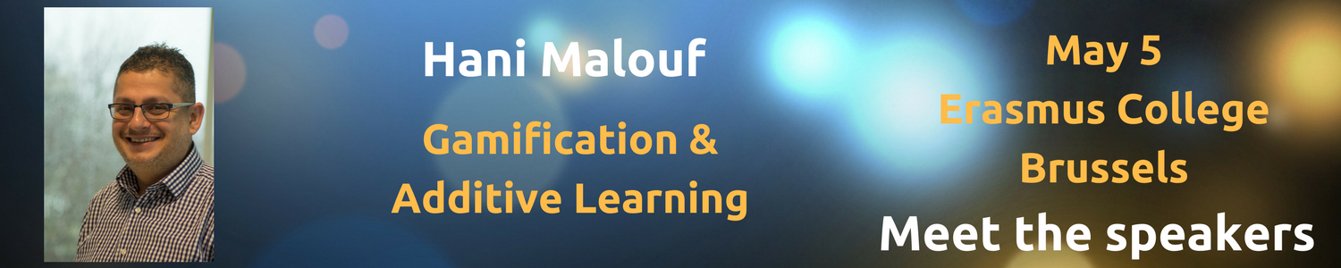 Meet The Speakers: Hani Malouf