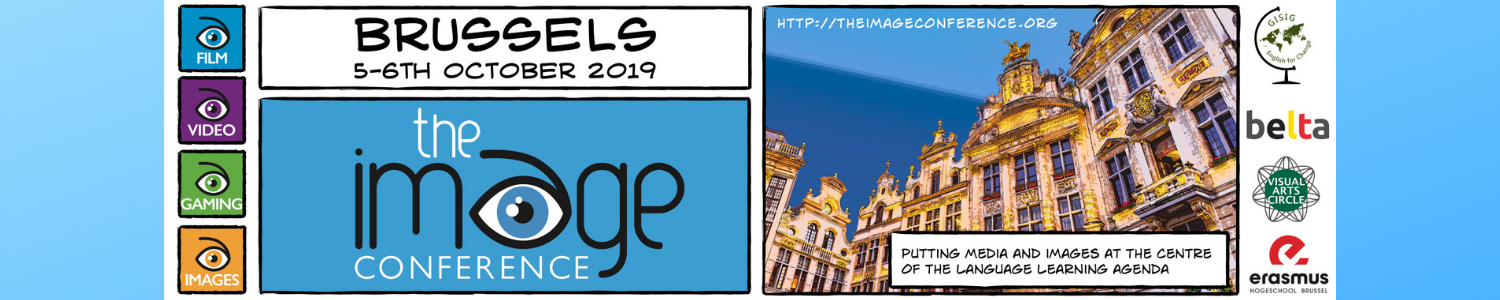 The Image Conference '19: Stay in Brussels