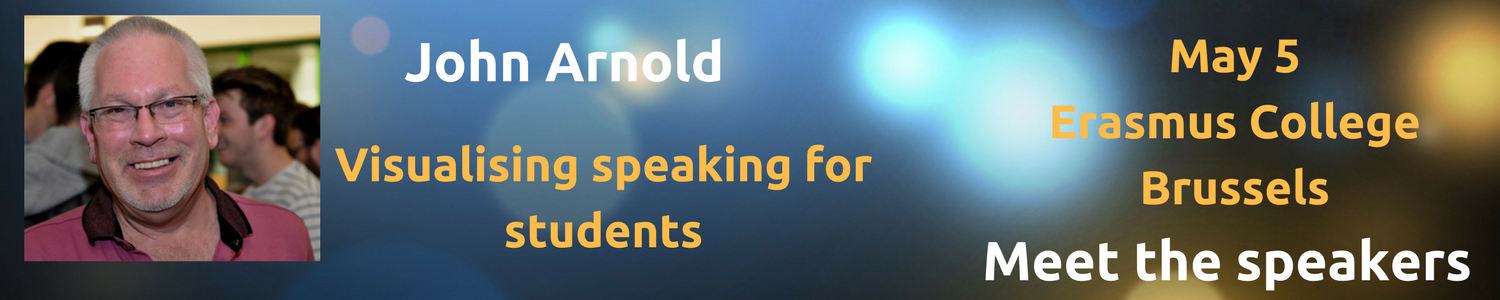 Meet The Speakers: John Arnold