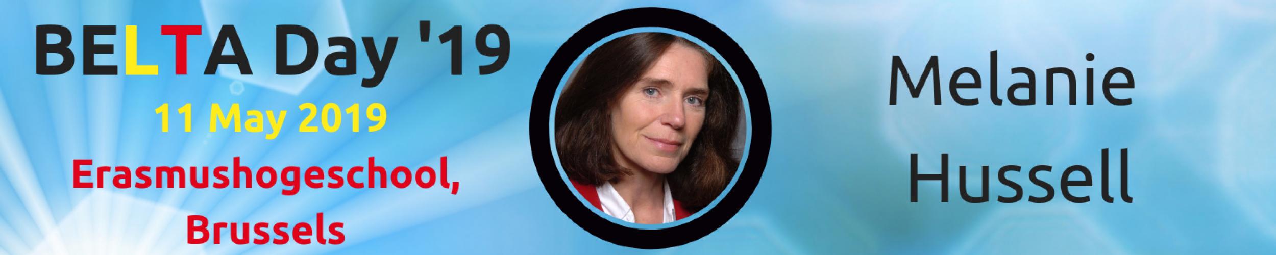 BELTA Day '19: Meet the Speakers: Melanie Hussell