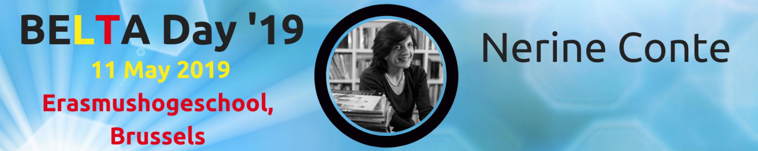 BELTA Day '19: Meet the Speakers: Nerina Conte
