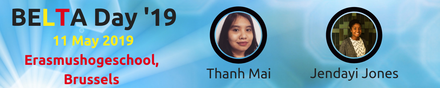 BELTA Day '19: Meet the Speakers: Thanh Mai and Jendayi Jones