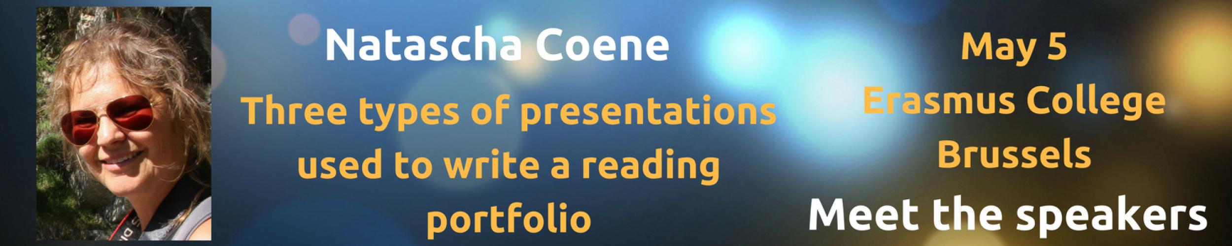 Meet The Speakers: Natascha Coene
