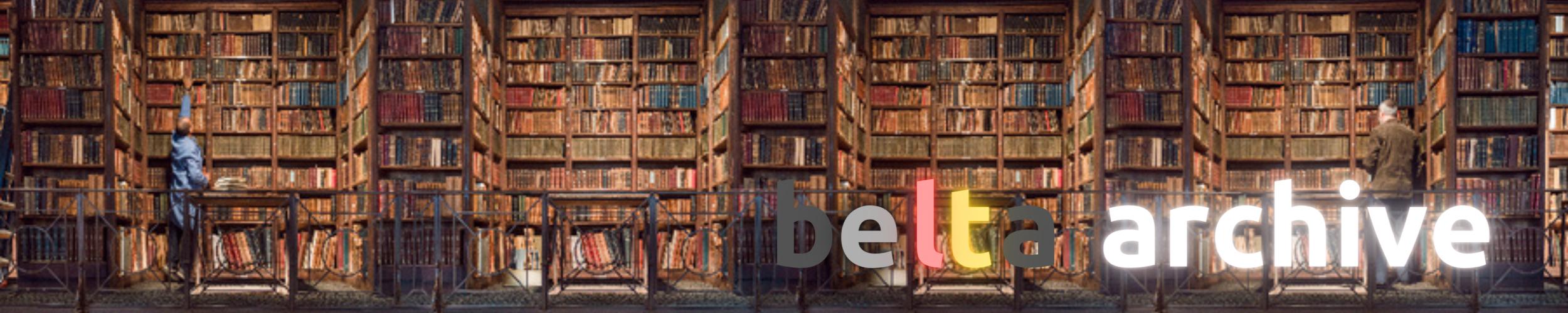 BELTA Webinar Archive