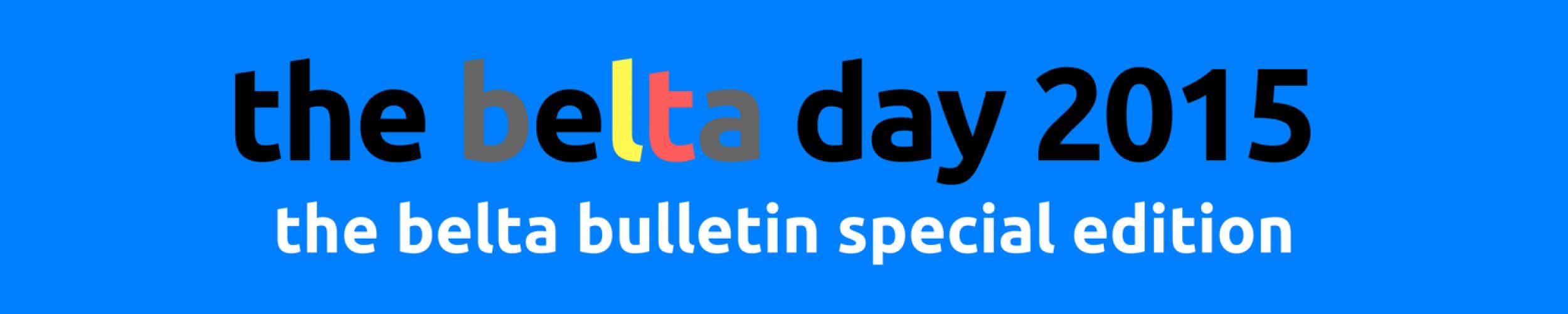 BELTA Day 2015